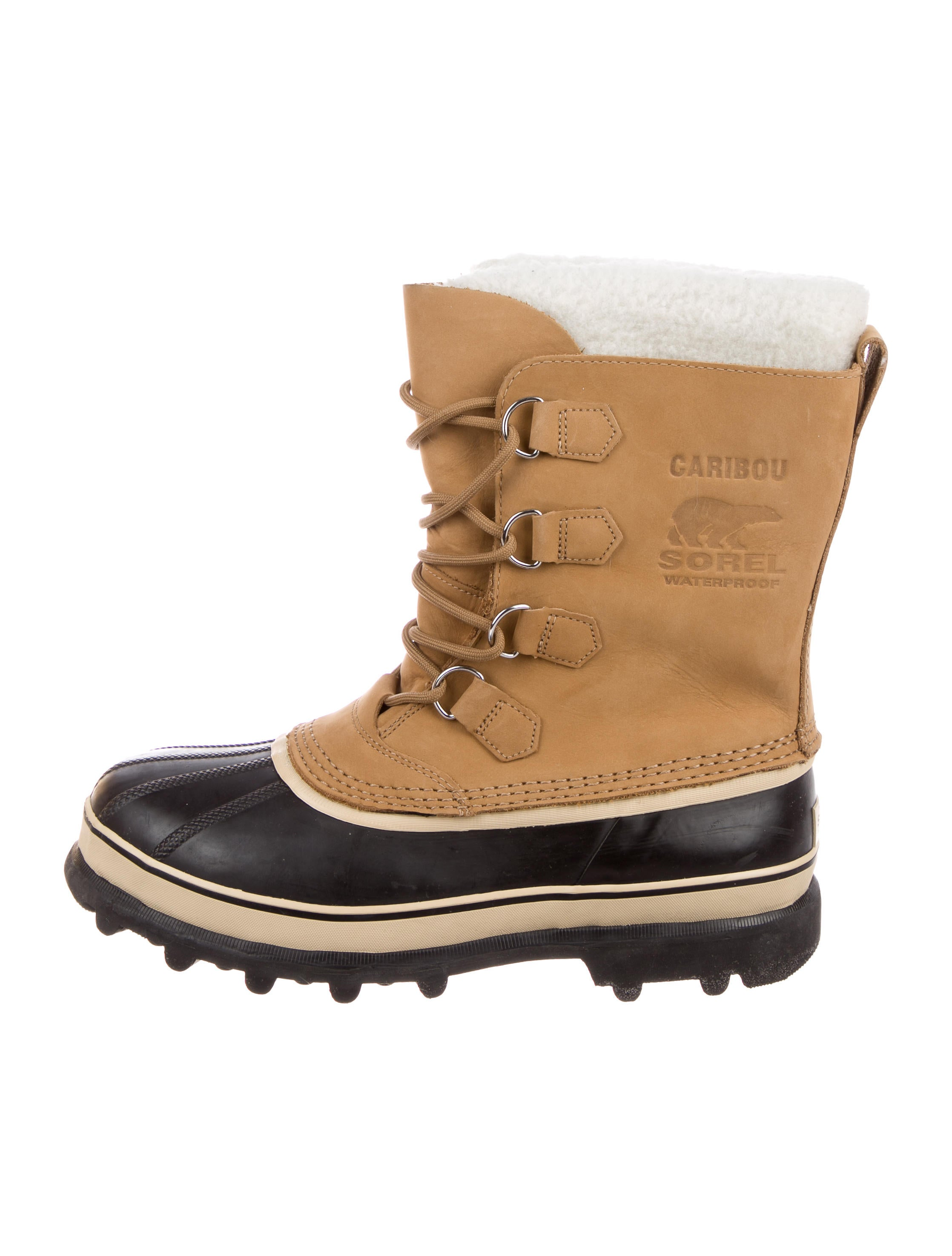 Sorel Caribou Leather Mid-Calf Boots reliable cheap online best prices for sale 2014 newest pAATE4rp