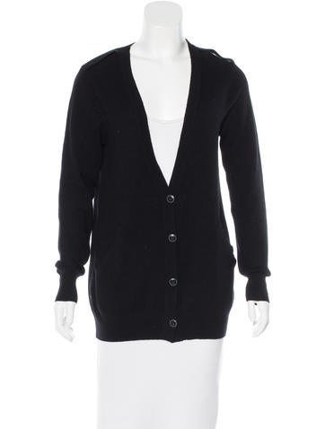 Soyer Cashmere Knit Cardigan None