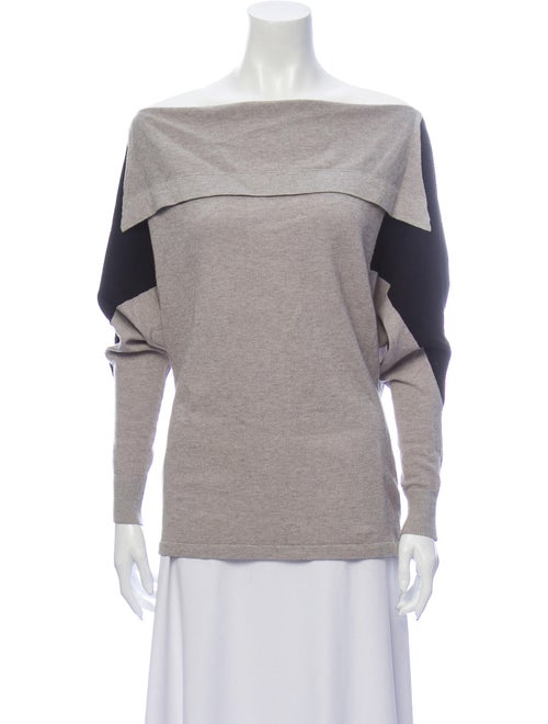 Soyer Off-The-Shoulder Sweater