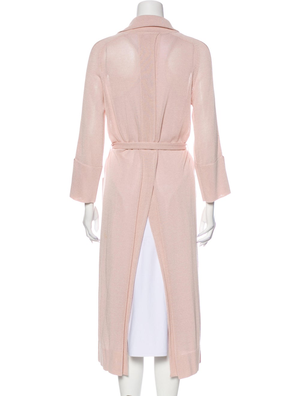 Soyer Trench Coat Pink - image 3