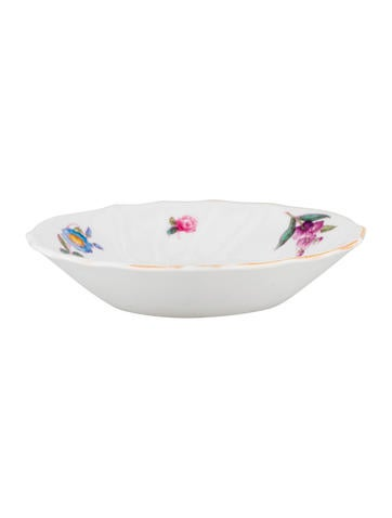Spode Small Floral Bowl None
