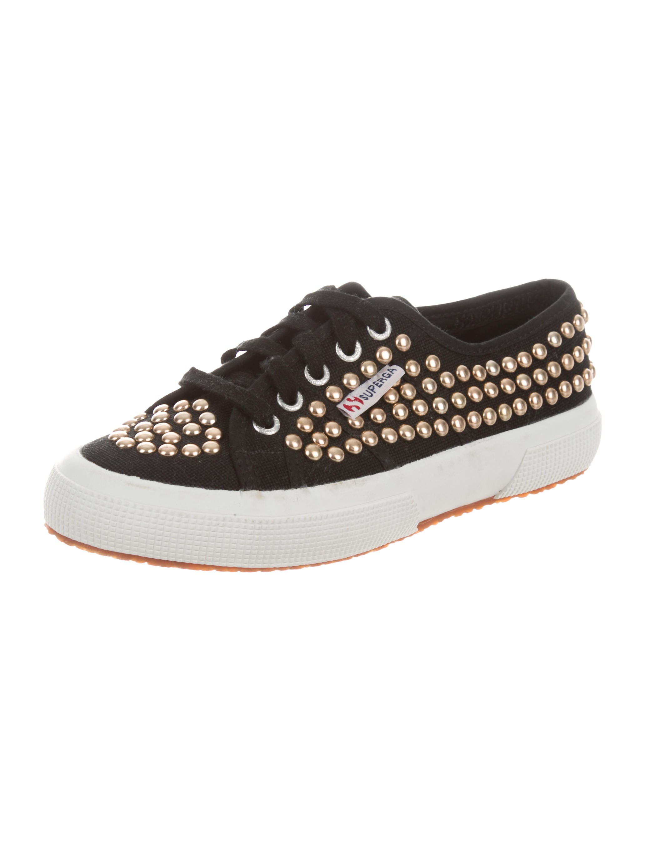 Canvas Realreal Sneakers Vrxasq Wspga20207 The Shoes Superga Studded wAvFY