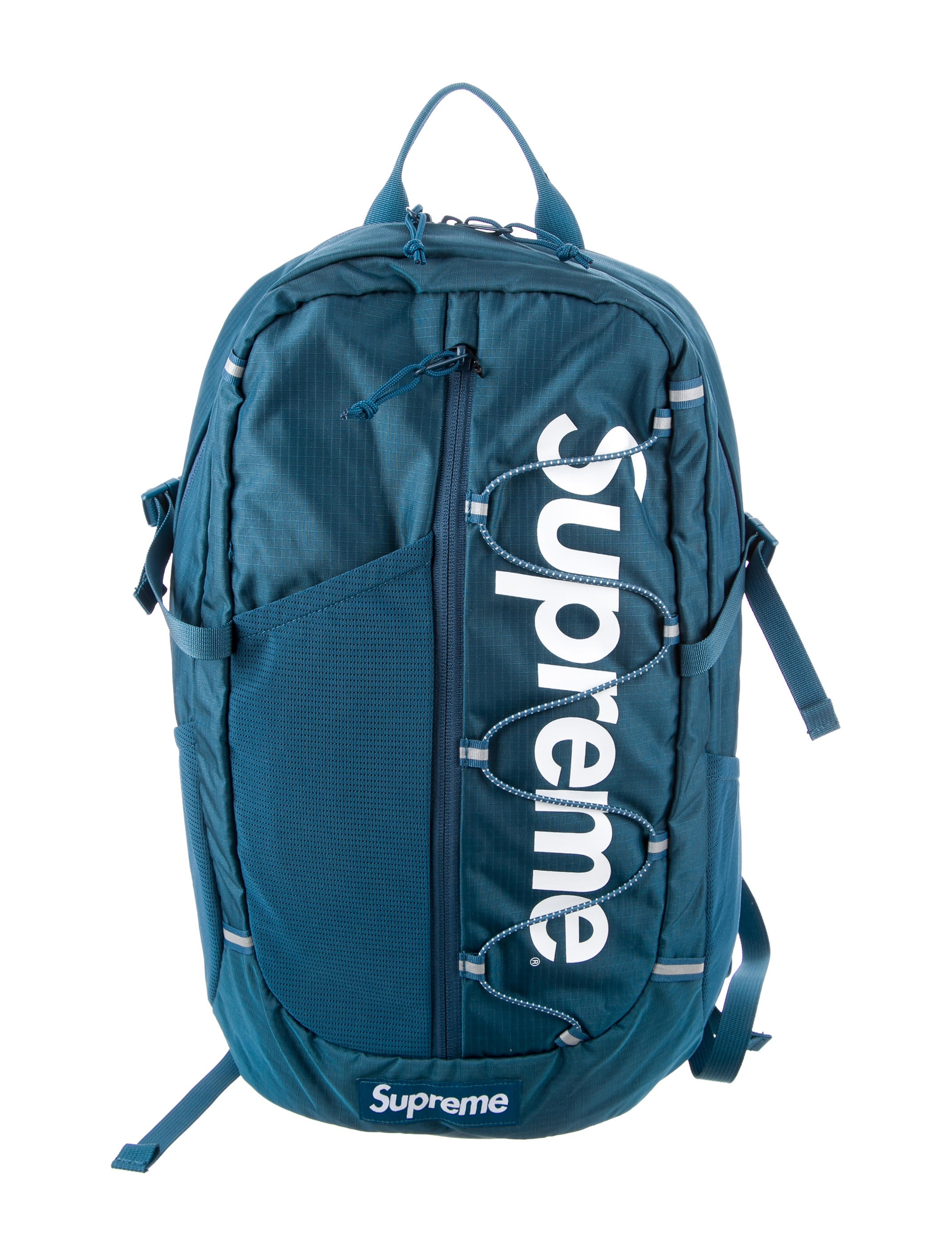 Supreme Logo Travel Backpack w/ Tags - Bags - WSPME20194 | The RealReal