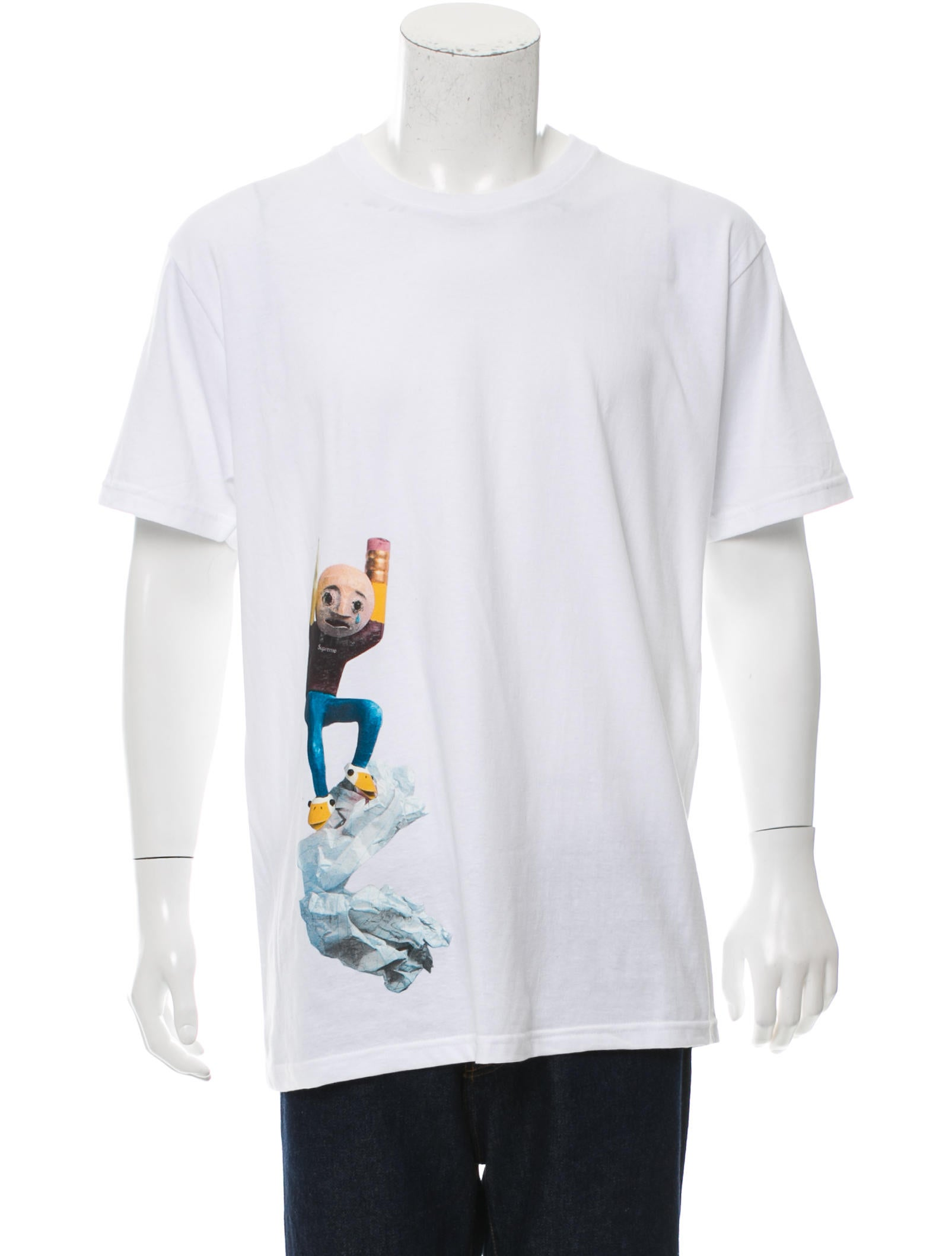 supreme 2017 i regret everything t shirt clothing