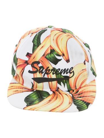 Supreme Banana Print Baseball Cap - Accessories - WSPME20225  0552c3345e7