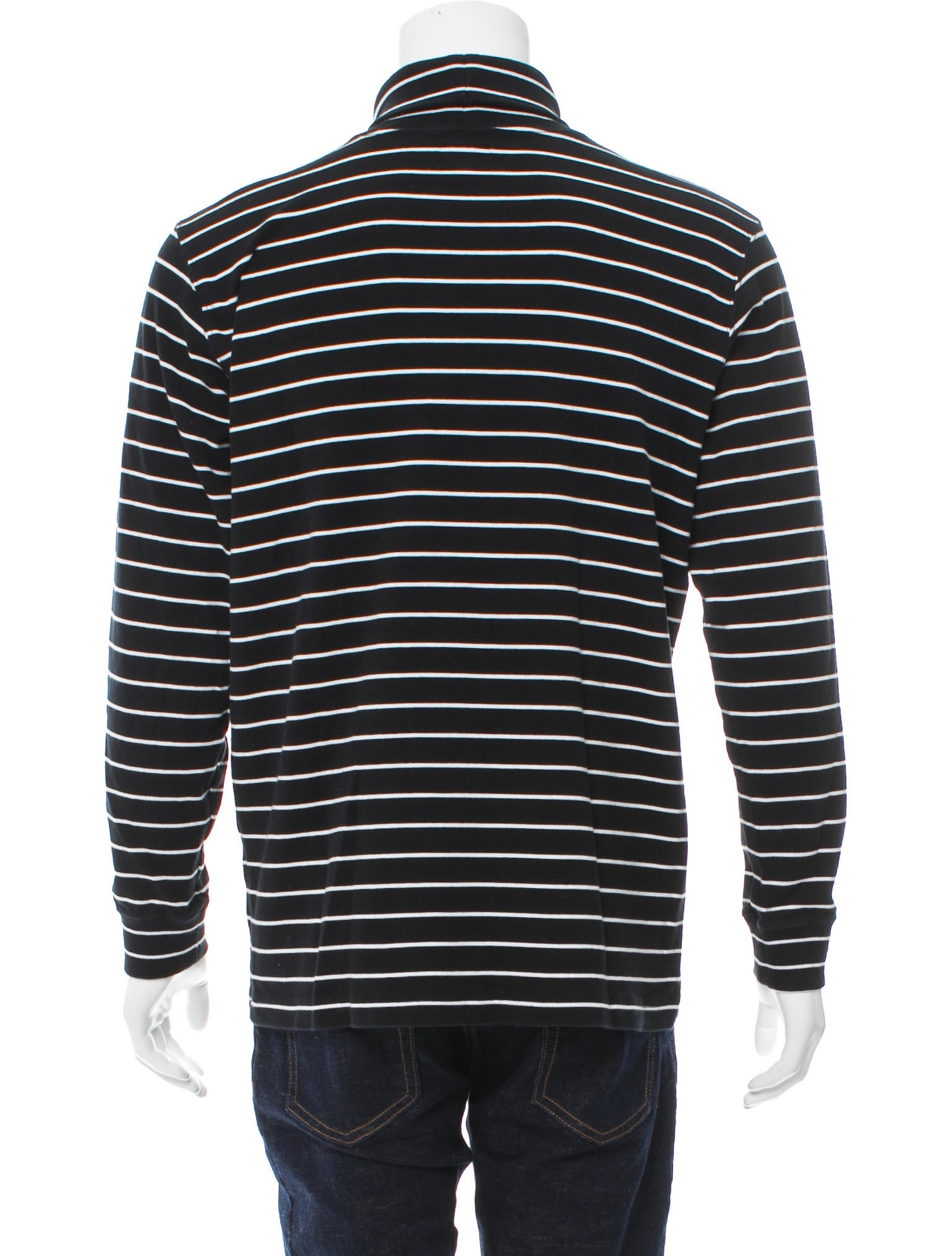 Supreme 2016 Striped Turtleneck Sweater - Clothing - WSPME20315 ...