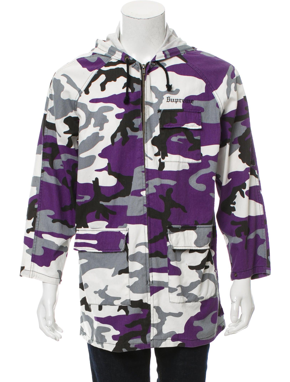 Supreme 2016 Camouflage Jacket - Clothing - WSPME20435 ...