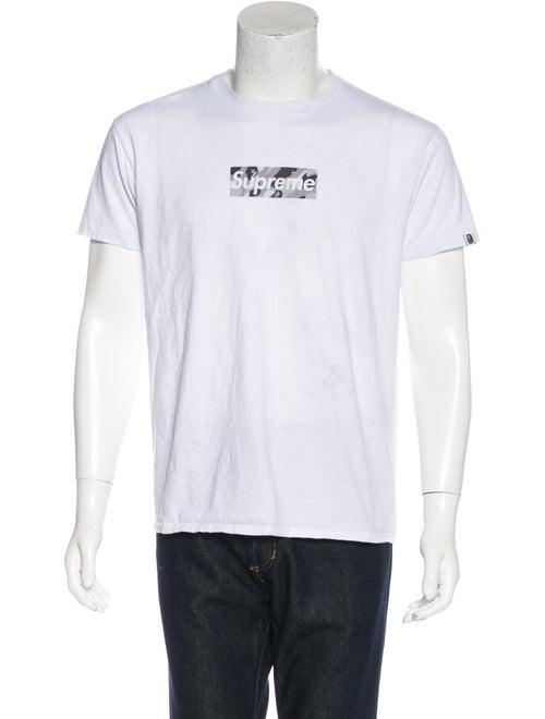 7905be757 Supreme x Bape Box Logo T-Shirt - Clothing - WSPME20460 | The RealReal