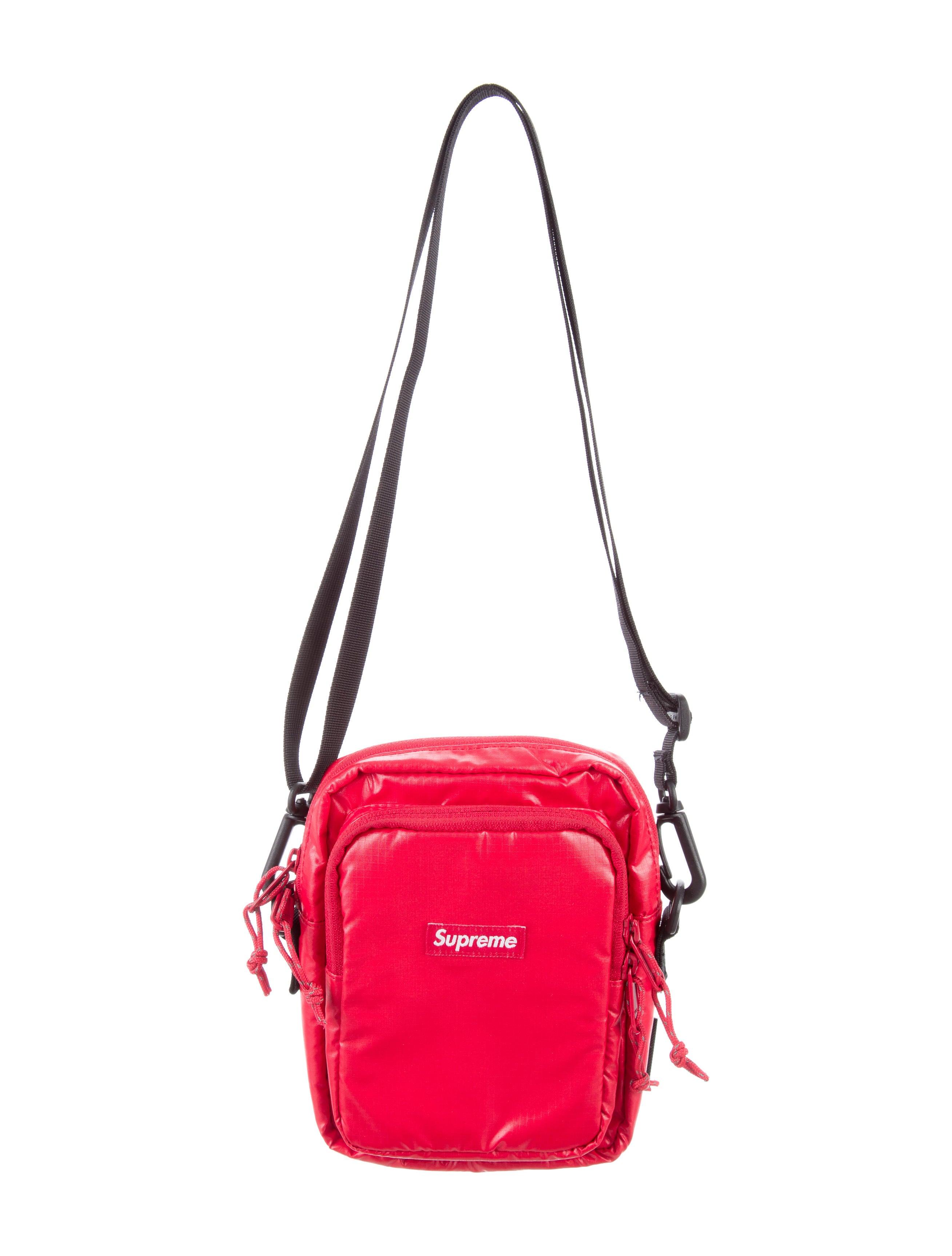 Supreme 2017 Box Logo Shoulder Bag Bags Wspme20475