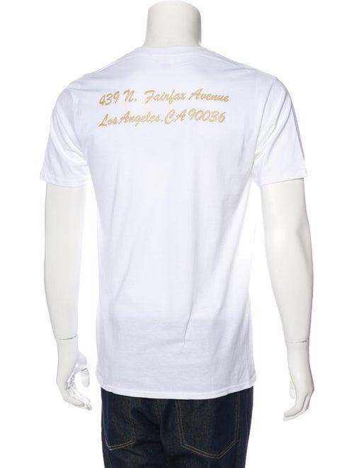 7937b812f Supreme Hebrew Box Logo T-Shirt - Clothing - WSPME20652   The RealReal
