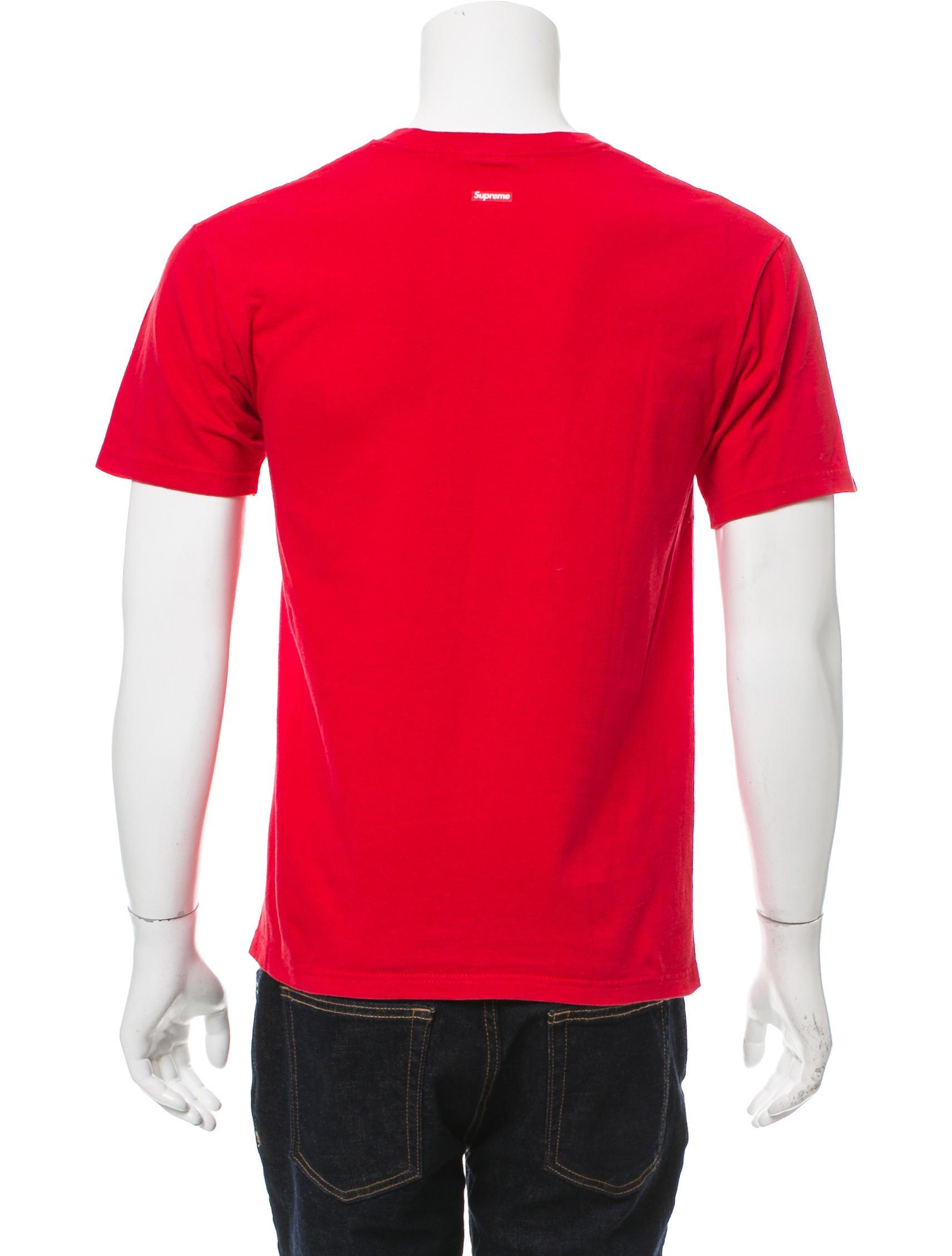 Supreme graphic print t shirt clothing wspme20783 for T shirt graphic printing