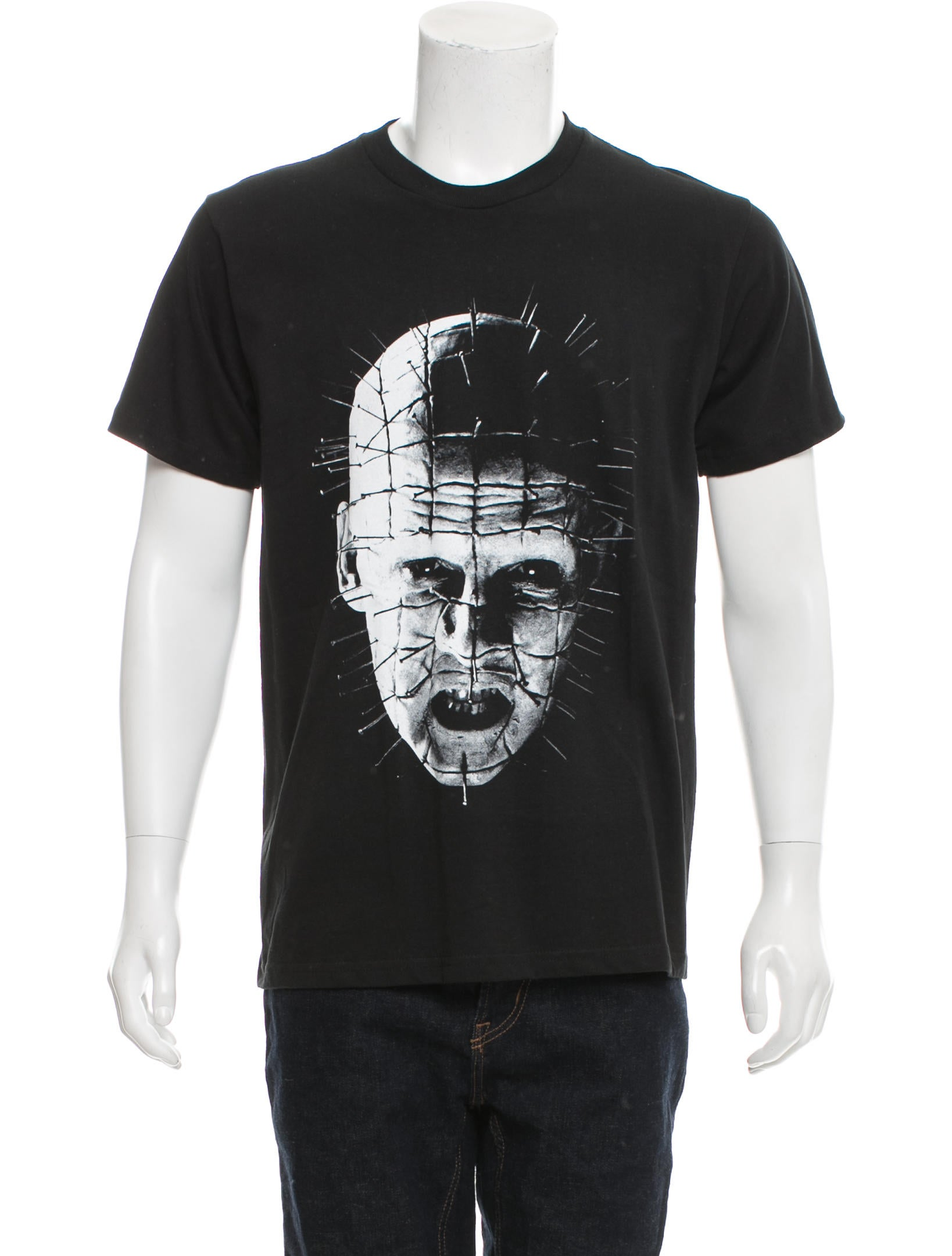 05c0e80bfd68 Supreme 2018 Hellraiser Pinhead T-Shirt - Clothing - WSPME22175 ...