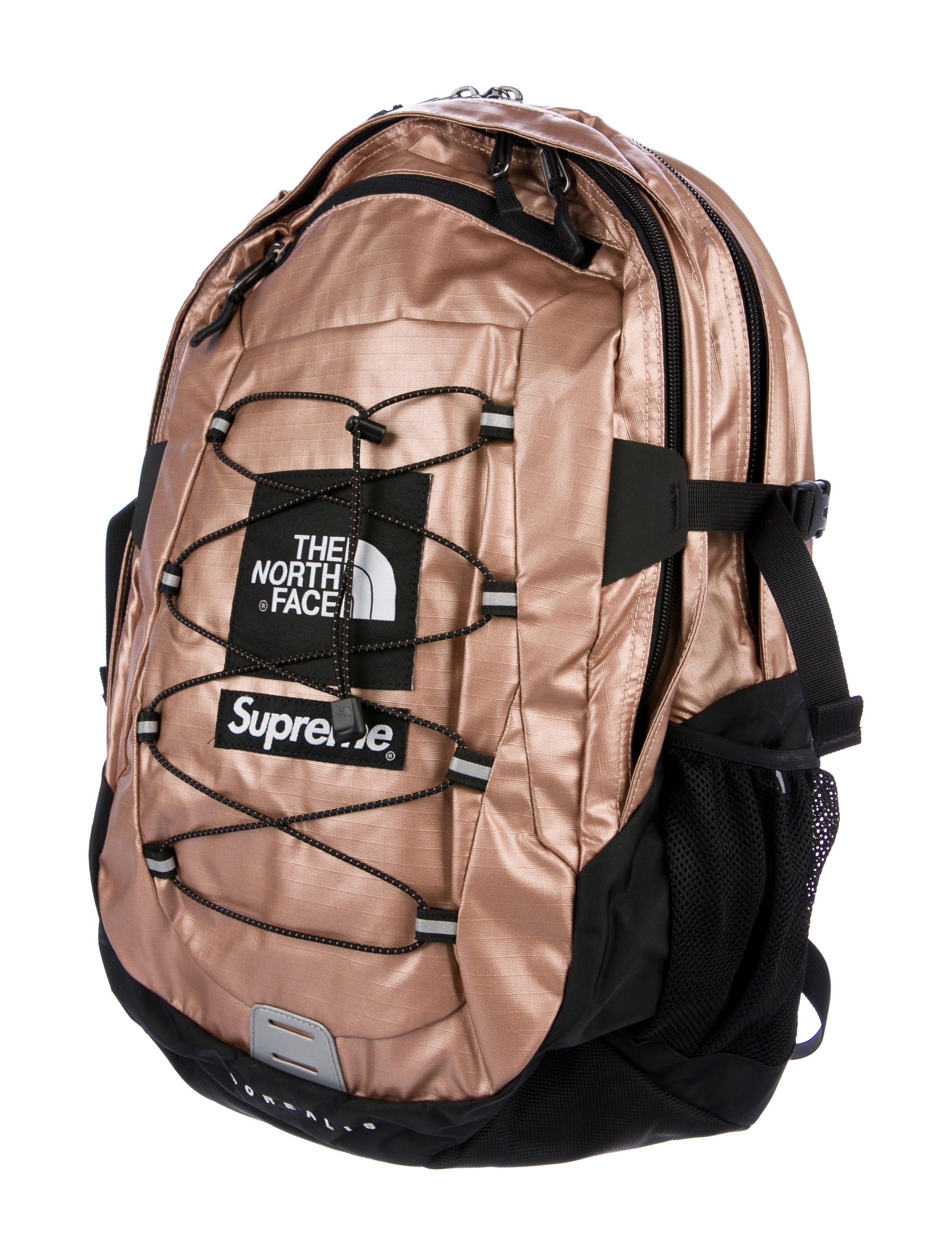 726882e36 North Face Borealis Backpack Gold- Fenix Toulouse Handball