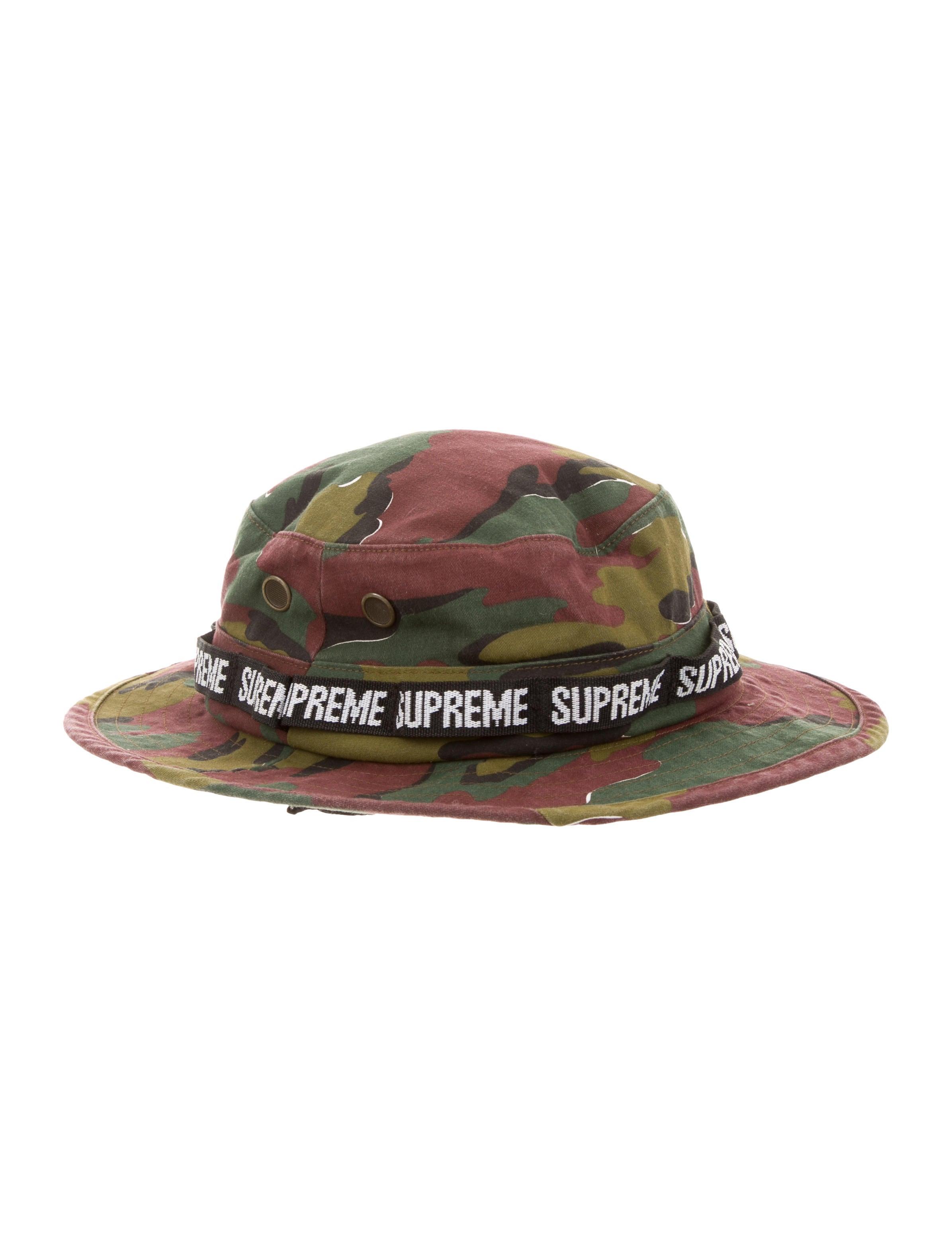 Supreme 2018 Military Boonie Hat w  Tags - Accessories - WSPME23708 ... 78bbcf7e6c0
