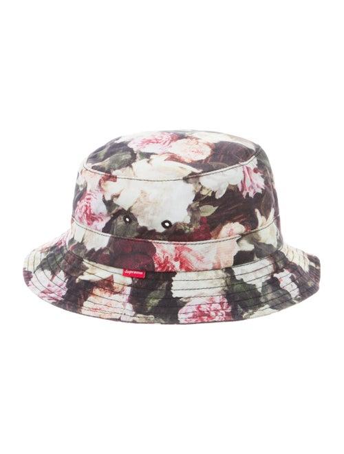 57235ca3edbbc Supreme PCL Floral Bucket Hat - Accessories - WSPME24498