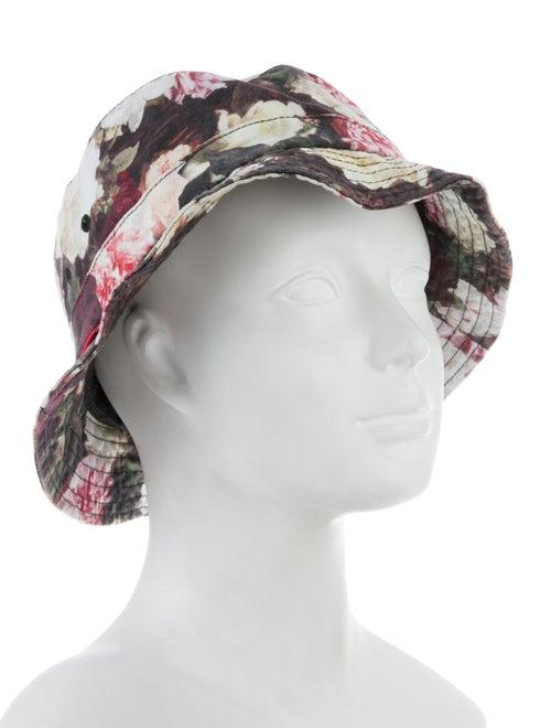 7e8f255bfff52 Supreme PCL Floral Bucket Hat - Accessories - WSPME24498