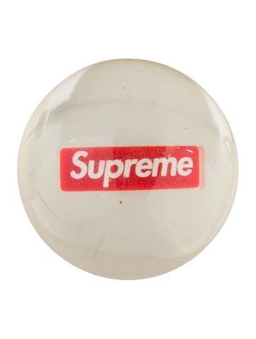 Supreme. 2018 Box Logo Bouncy Ball 593741111aed