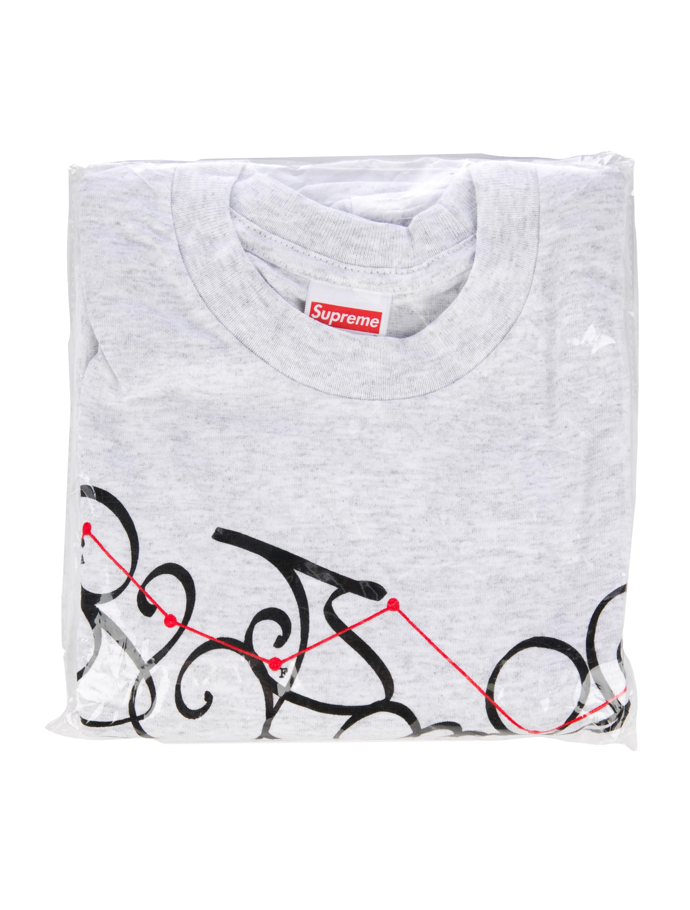 0a83def8fab8 Supreme 2018 System T-Shirt w/ Tags - Clothing - WSPME27042 | The ...