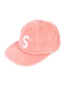 a5af588c689 Supreme. 2017 S-Logo Cap.  95.00