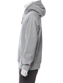 1827a9458 Supreme. 2019 Swarovski Box Logo Hooded Sweatshirt
