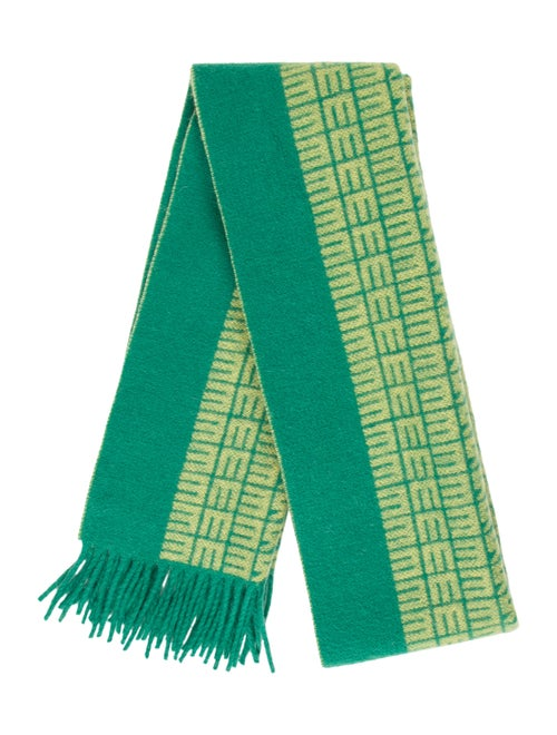 2018 Logo Repeat Scarf by Supreme