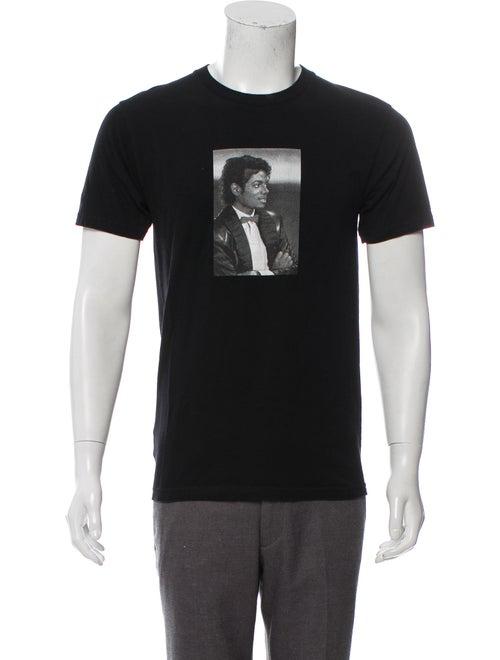 2017 Michael Jackson Graphic T Shirt by Supreme