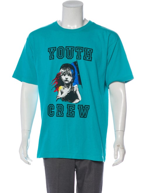 2008 Youth Crew T Shirt by Supreme