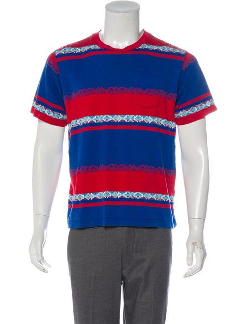 Fair Isle Short Sleeve T Shirt by Supreme