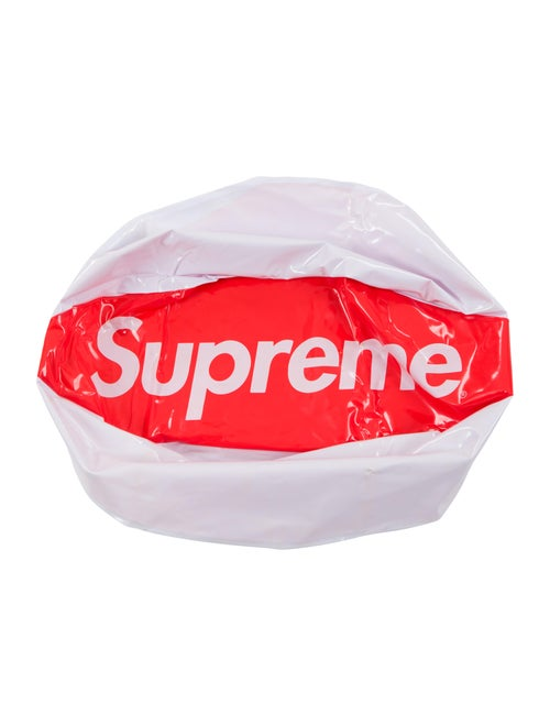 Inflatable Logo Beach Ball by Supreme