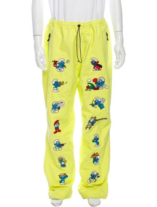 Supreme 2020 Pants Yellow
