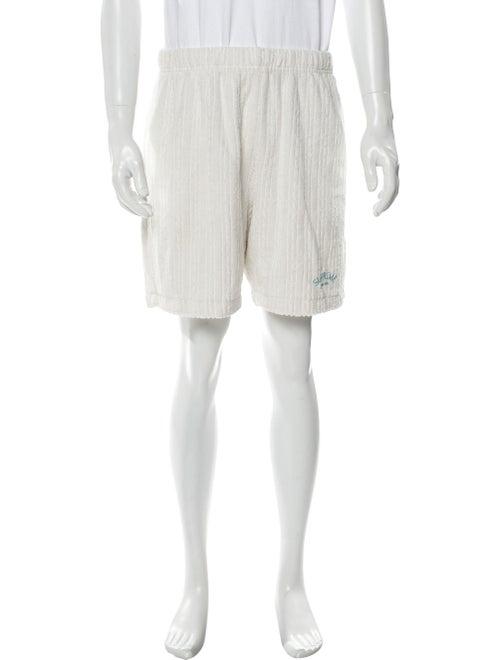 Supreme Jogger Shorts White