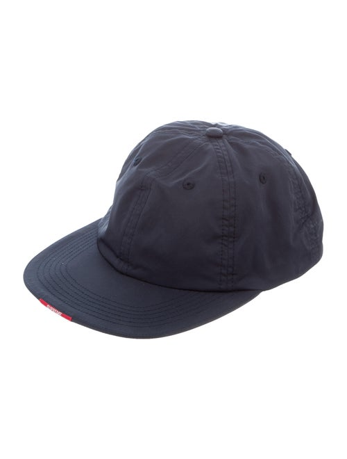 Supreme 6-Panel Baseball Cap blue