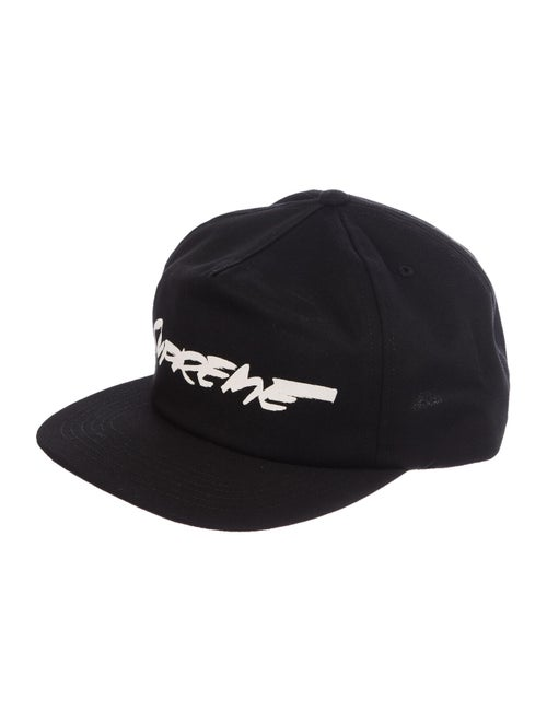 Supreme 2020 Futura Logo 5-Panel Hat black