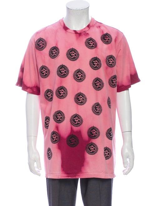 Supreme 2018 Om T-Shirt Pink