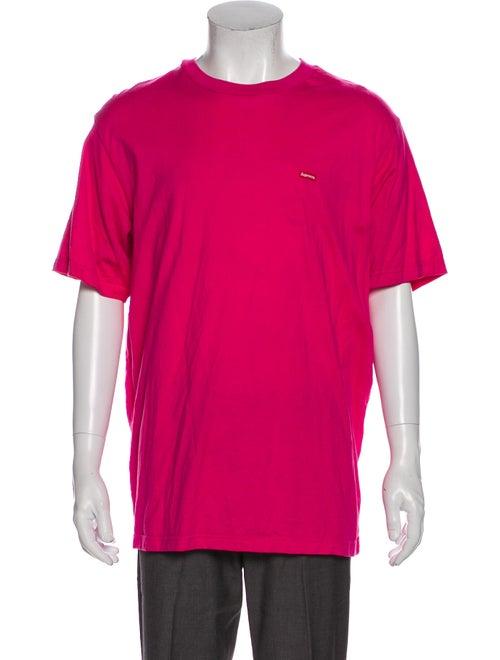 Supreme 2019 Small Box T-Shirt Pink