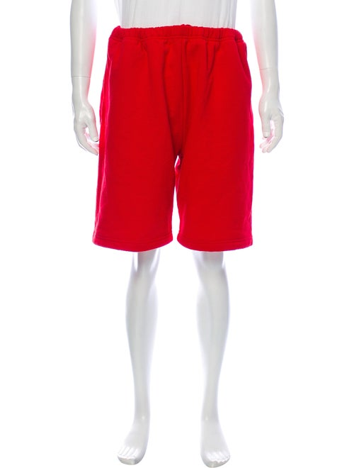 Supreme Shorts Red