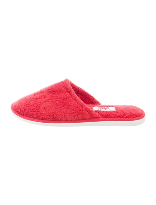 Supreme Supreme Frette Slippers Red Slides Red