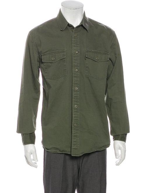 Supreme Vintage 2008 Denim Shirt Denim