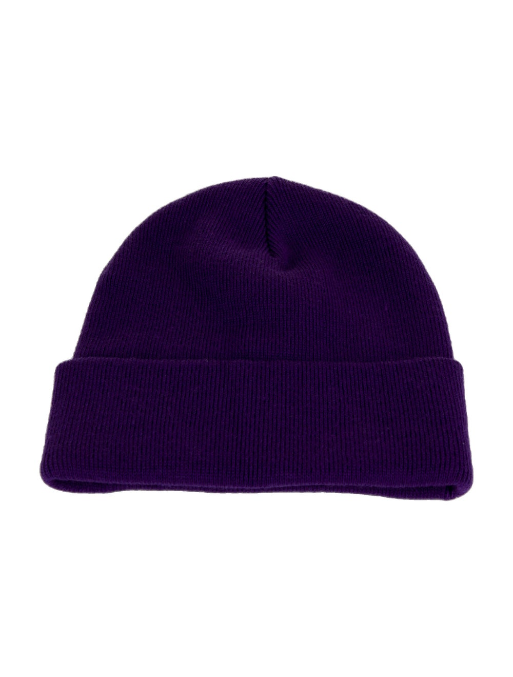 Supreme Purple Supreme Lenticular Patch Beanie w/… - image 2