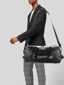 Supreme Reflective Cordura Duffle Bag