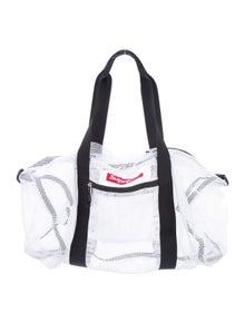 Supreme Mesh Duffle Bag