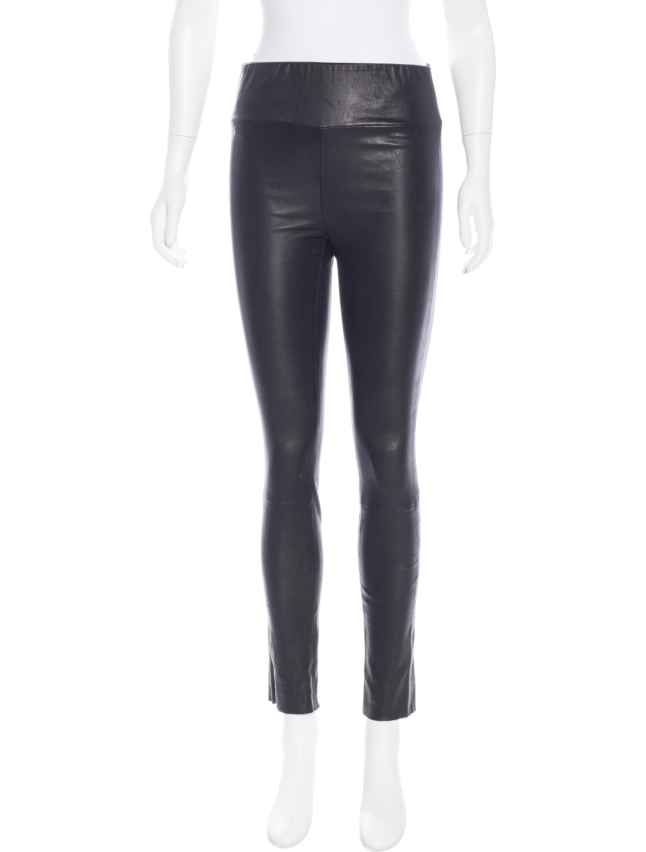 Cheap New Arrival Online Cheap Quality high waist leggings - Blue SPRWMN Geniue Stockist For Cheap Discount fDeK9PdqKk