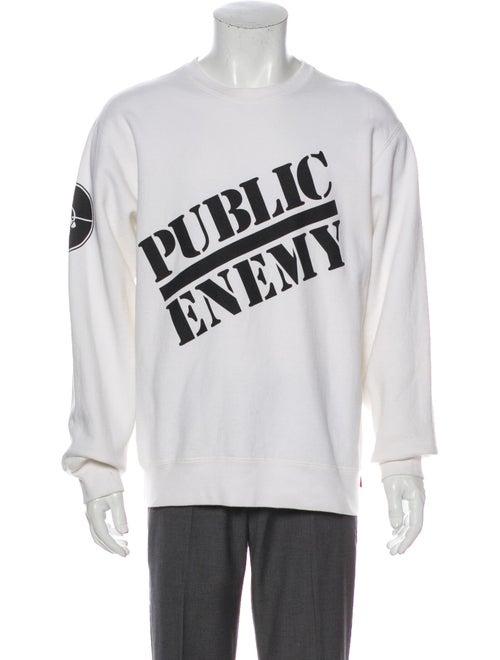Supreme x Undercover 2018 Public Enemy Crewneck Sw