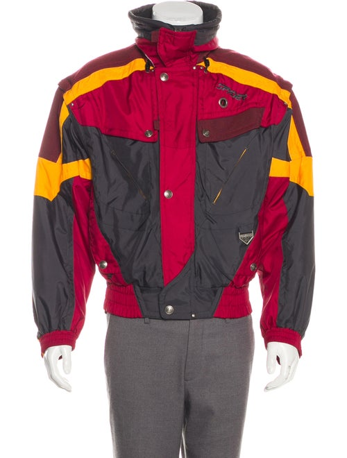 Spyder Thinsulate Padded Jacket multicolor
