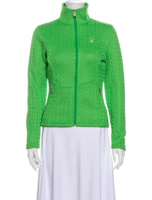 Spyder Jacket Green