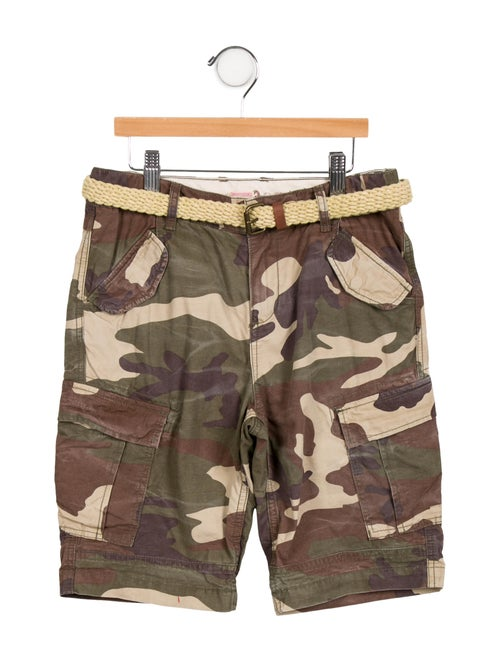 846fda5d75 Scotch Shrunk Boys' Camouflage Shorts w/ Tags - Boys - WSSCO20158 ...