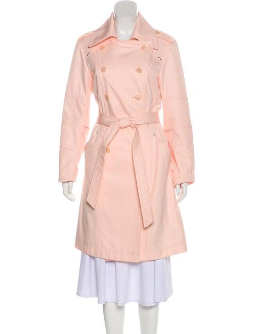 Sosken Trench Coat Pink
