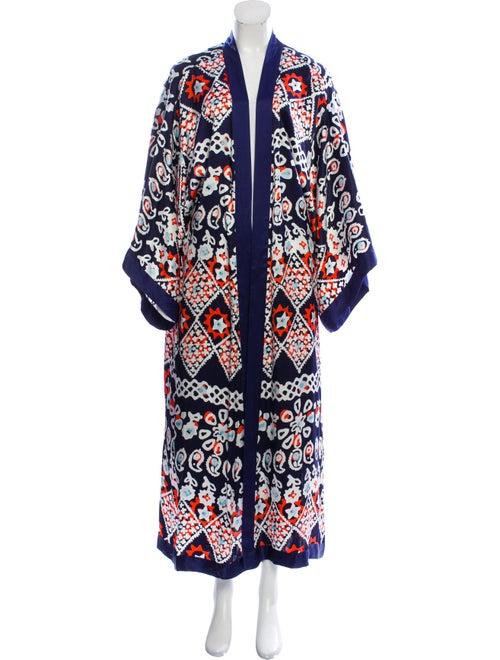 Saloni Silk Robe