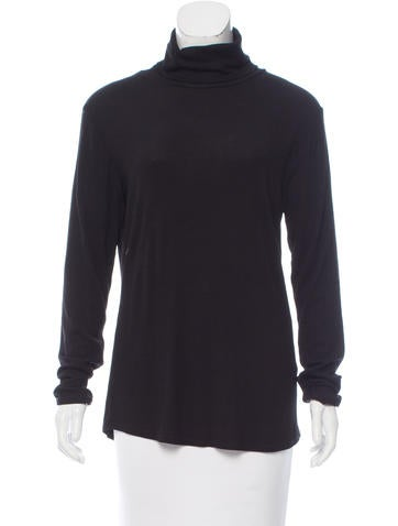 Steven Alan Wool Long Sleeve Top None