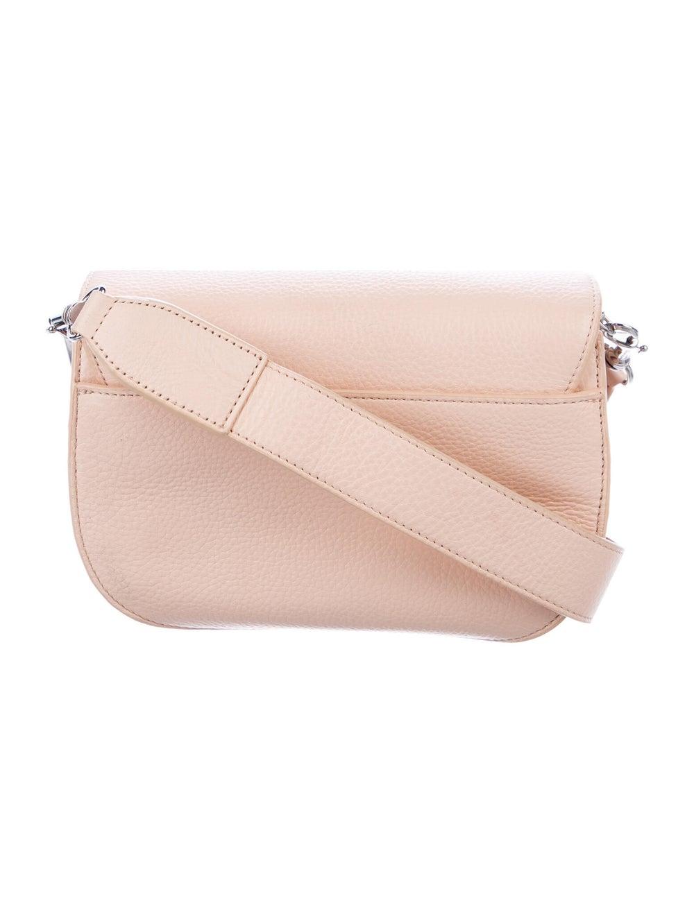Steven Alan Leather Crossbody Bag Pink - image 4